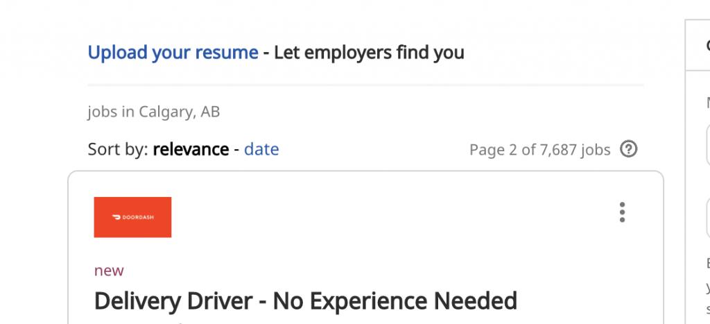 jobs in calgary